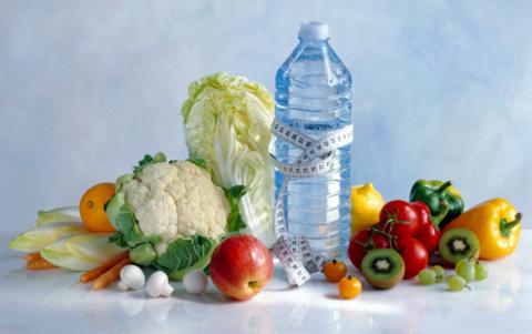 очищающая диета